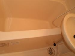 風呂クリーニング後